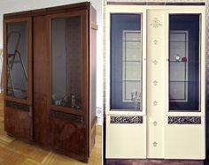 Чудесные преображения старой советской мебели