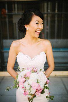 Seattle Wedding from Benj Haisch - Style Me Pretty Wedding Bells, Wedding Gowns, Our Wedding, Dream Wedding, Wedding Designs, Wedding Styles, Bouquet Photography, Seattle Wedding, Wedding Hair And Makeup