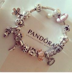 Pandora bracelets I want one so bad