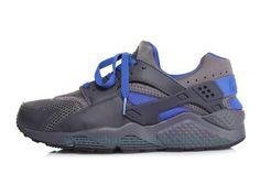 reputable site e0e58 93fd1 Nike Air Huarache Chaussures Pas Cher Pour Homme Gris 318429-ID9