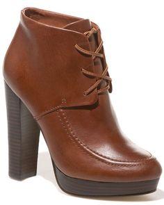 KELSI DAGGER. Evonna. Leather. Ankle boots.