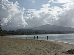 The Wandering  Soldier : Snorkeling or Sun Worship at Playa Luquillo
