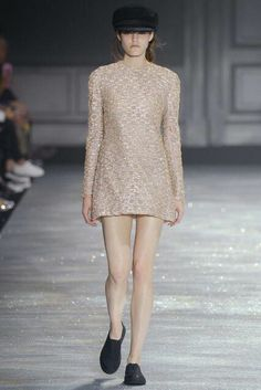 Moncler Gamme Rouge - Spring RTW 2015