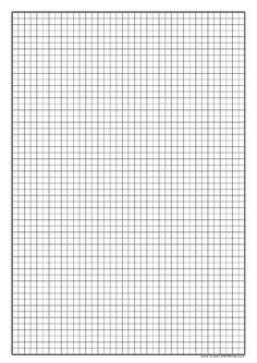 Graph Paper To Print 5mm Graph Paper