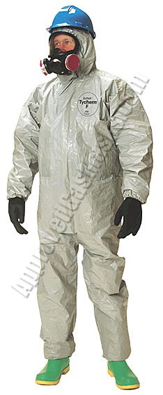 Man, I really hope to not be in a situation where I need chemical, biological, or nuclear fallout protection. But, $40 is pretty cheap to add this to my get-home bag for SHTF.