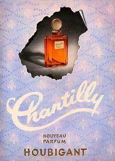 Chantilly Houbigant perfume - a fragrance for women 1941
