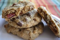 The best chocolate chips cookies to ever come out of my kitchen!!!  Ever!