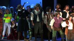 Wagners Meistersinger von Nürnberg in der Spielzeit 2013/14. (Video des Badischen Staatstheaters Karlsruhe; Lizenz: Standard-YouTube-Lizenz)