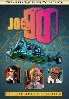 Gerry Anderson & n/a - Joe The Complete Series Gi Joe, Joe 90, Walking With Dinosaurs, Those Were The Days, Old Tv, Deadpool Videos, Movie Tv, Tv Series, Cool Things To Buy
