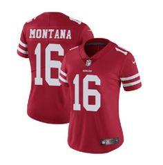 Joe Montana Signed San Francisco 49ers Authentic Super Bowl XXIV ... a958558ab