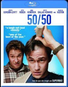 50/50. cool movie. loved seth rogen.