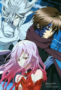 Hot Japan Anime Guilty Crown Crazy Cool Shu Home Decor Poster Wall Scroll 168 Belle Cosplay, Guilty Crown Wallpapers, Manga Anime, Anime Art, Hot Anime, The Garden Of Words, Inori Yuzuriha, Manga Cute, Anime Costumes