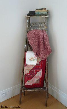 ladder - add interest to a corner
