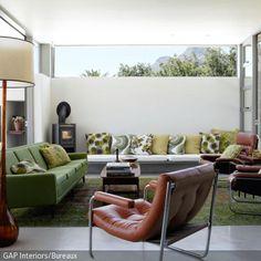 slaapkamer interieur jaren 70 - Google zoeken | Villa joie de vie ...