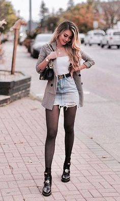 Vista o Look Winter Mode Outfits, Winter Fashion Outfits, Winter Outfits, Fashion Moda, Look Fashion, Teen Fashion, Fashion Tips, Fashion Trends, Classy Outfits