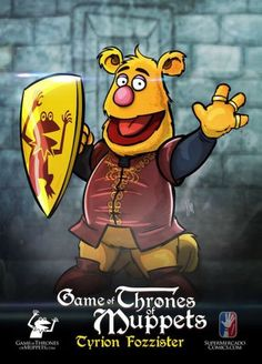 game of muppets