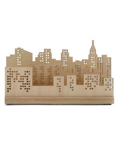 Skyline Desk Organizer, $24.95 | 33 Rad Supplies That Will Make You Pumped To Go Back To School