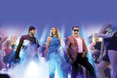 Looks like the Happy Ending trio are having a ball! Ileana D'Cruz Saif Ali Khan #Govinda #Bollywood #Celebs #tagsforlikes #follow4follow Happy Ending  Get hooked to your fav star, visit www.follo.co.in/ileanadcruz