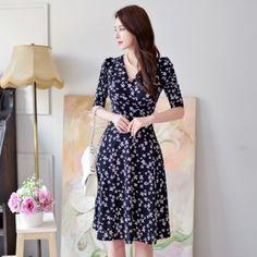 Korean Fashion Online Store 韓流 Trends Luxe Asian Women 韓国 Style Shop korean clothing Julia Dress