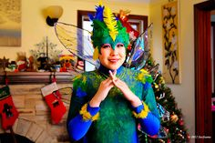 Tooth Cosplay Rise of the Guardians