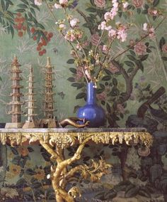 Chinoiserie - by Michael Smith
