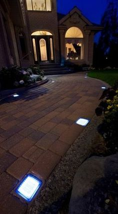 1000 Images About Driveway On Pinterest Solar Driveway