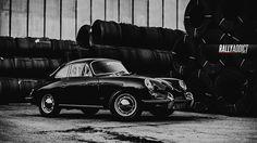 Porsche 356B Karmann Coupe