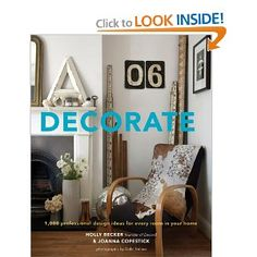 $23.10 - Decorate: 1,000 Design Ideas for Every Room in Your Home.