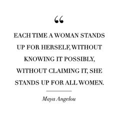 Empowering Quotes by Inspirational Women   Of Mercer Blog