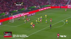 Fulham flop Konstantinos Mitroglou scores awesome backheel golazo for Benfica (Video)