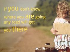 Where you are going