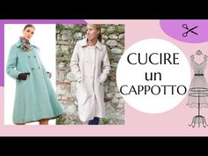 Come cucire un cappotto DIY - YouTube