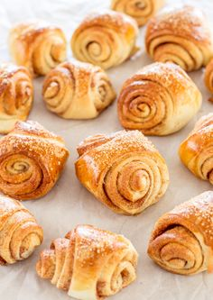 Finnish Cardamom Rolls - these rolls are sweet, flaky and delicate treasures that can be enjoyed at only 153 calories per roll | Jo Cooks