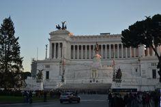 Monumento a Víctor Manuel II, Roma