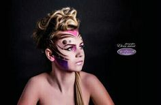 #tribal #makeup