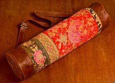 Vintage Yoga mat Bag