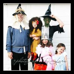 All we were missing was the yellow brick road<br>(oh, and the Tin Man, and the Wizard, and the munchkins, and the Wicked Witch of the East...)   Overstuffed