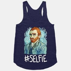 If Vincent Van Gogh's self portraits amazed generations of the past, your selfies can do just the same.
