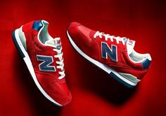 "New Balance MRL 996 FO ""Red"" 