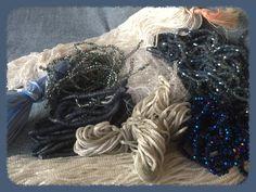 www.janvanderheijdenjr.nl Ice blue top/dress  Beads and sequins