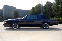 1987 Buick Grand National, Cadillac Fleetwood, Buick Regal, Barrett Jackson Auction, American Muscle Cars, Transportation, Automobile, Motorcycles, World