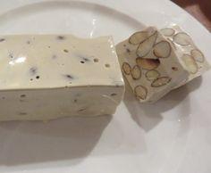 Rezept Französicher Nougat / Türkischer Honig / Weißer Nougat von Mixitrixi…