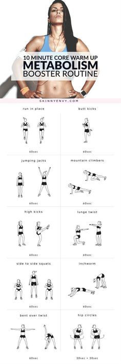 Whether it's six-pack abs, gain muscle or weight loss, these workouts will help you reach your fitness goals. No gym or equipment needed!