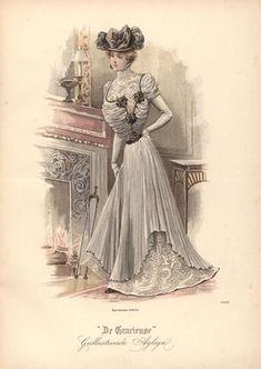 De Gracieuse, 1898