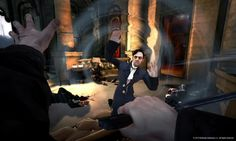 Dishonored Xbox 360 -- Click the pic and view over 21,000 game trailers, Most in HD
