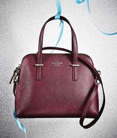 For the on-the-go mom or even your super stylish bestie, kate spade new york's cute and spacious crossbody bag is on everyone's holiday wishlist.