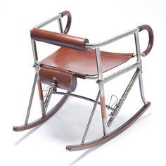 two makers the randonneur chair designboom