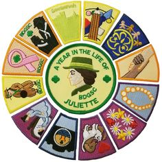 """Search results for """"year in the life"""" Brownie Girl Scouts, Girl Scout Troop, Cub Scouts, Girl Scout Daisy Activities, Girl Scout Crafts, Cadette Girl Scout Badges, Girl Scout Patches, Girl Scout Camping, Outdoor Art"""