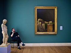La Mort de Marat - Jacques Louis David - Musées Royaux des Beaux-Arts - Bruxelles