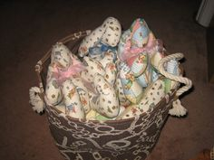 Basketful of Bunnies